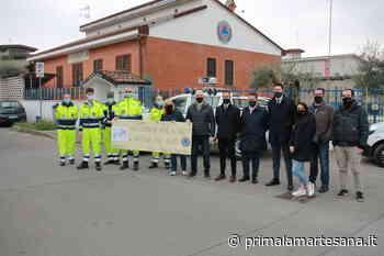 Le colombe solidali di Vignate fanno felice la Protezione civile - Prima la Martesana