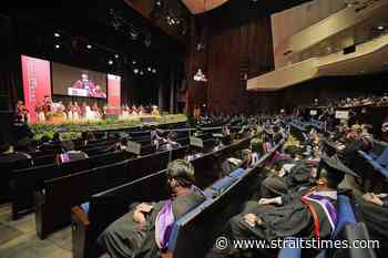 Fresh graduates can take four free education and training modules - The Straits Times