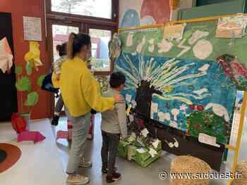 Andernos-les-Bains : Les élèves exposent leurs œuvres - Sud Ouest