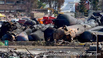 Lac Megantic marks seventh anniversary of 2013 rail disaster with memorial site - constructconnect.com - Daily Commercial News