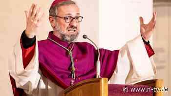 Nach Missbrauchs-Gutachten: Papst Franziskus gewährt Heße Auszeit