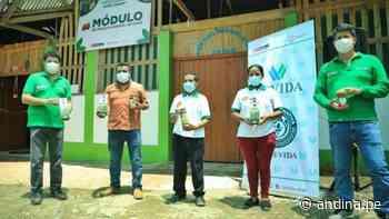 Devida entrega módulos para elevar rentabilidad de café y cacao en Pangoa y Mazamari - Agencia Andina