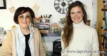 La Penne-sur-Huveaune : Isabelle, la potière qui s'inspire de la nature - La Provence