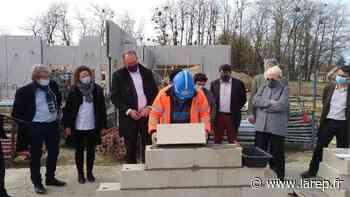 La livraison du nouvel Ehpad de Fay-aux-Loges prévue dans un an - La République du Centre
