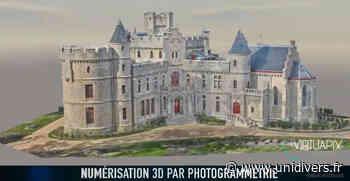 Visite virtuelle d'Abbadia, le Château-Observatoire vendredi 16 avril 2021 - Unidivers