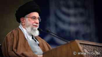 Anlässlich eines Feiertags: Chamenei begnadigt 1800 Gefangene im Iran