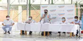 Gobernación lideró mesa de diálogo para la reubicación parcial de Útica - Radio Santa Fe
