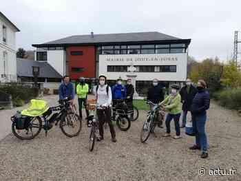 Yvelines. Le vélo a son association à Jouy-en-Josas - actu.fr