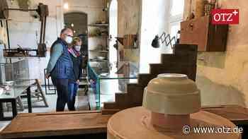 Dornburg-Camburg: Werkstatt als Experimentierfeld für Bauhaus-Keramiker - Ostthüringer Zeitung