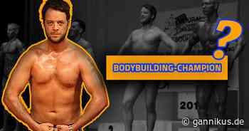 Unkonventioneller Auftritt: Wie Hamish Blake zum untypischen Bodybuilding-Champion wurde! - Gannikus