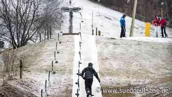 Skigebiet Willingen bis nach Ostern geöffnet - Süddeutsche Zeitung