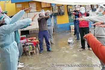 Internos de Andahuaylas reciben apoyo psicológico por covid 19 - Radio Nacional del Perú