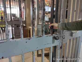 Saintes : comment la prison s'adapte à la crise sanitaire - Sud Ouest