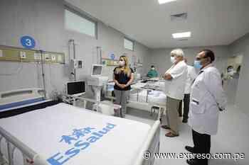 Hospital Ramón Castilla sin agua las últimas 24 horas - Expreso (Perú)