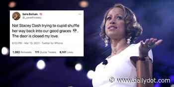 Stacey Dash exits politics and apologizes for past comments—but people aren't buying her 'new grift' - The Daily Dot