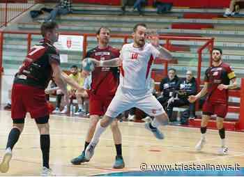 Trieste ancora ko, vince Cassano Magnago 28-32 - TRIESTE.news - TRIESTEALLNEWS
