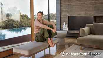 """Sharapova releases """"Maria Collection"""" line of furniture - Baseline"""