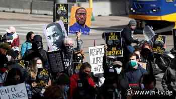 Ex-Polizist vor Gericht: Prozess um Tod von George Floyd gestartet