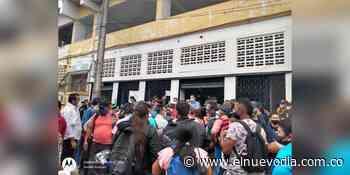 En Icononzo salieron a protestar por el mal estado de las vías - El Nuevo Dia (Colombia)