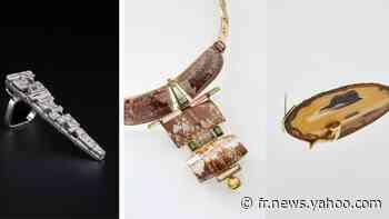 """Exposition """"Jean Vendome. Artiste Joaillier"""" : la découverte d'un pionnier méconnu du bijou contemporain à l'École des Arts Joailliers - Yahoo Actualités"""