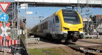 Gegen lebensgefährliches Gleisüberqueren: Anruf-Taxi in Pfinztal-Söllingen nimmt Fahrt auf - BNN - Badische Neueste Nachrichten