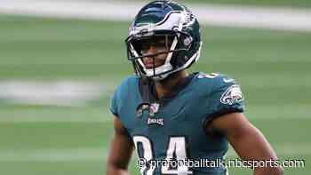 Greg Ward re-signs with Eagles