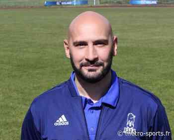 Grégory El Mouets nouvel entraîneur d'Annecy-le-Vieux - Metro-Sports - Métro-Sports