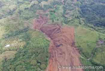 Calamidad pública será decretada en Herveo - Tolima - Alerta Tolima