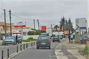 Viatura espanhola perseguida pela GNR despista-se em Boliqueime - Sul Informacao