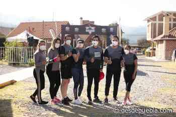 Participa el candidato Lorenzo Rivera Nava en Trail Marathon Chignahuapan - desdepuebla.com - DesdePuebla