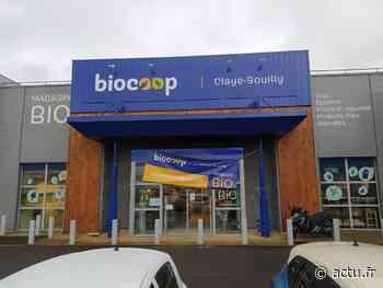 Un magasin Biocoop a ouvert à Claye-Souilly dans la zone des Sablons - actu.fr
