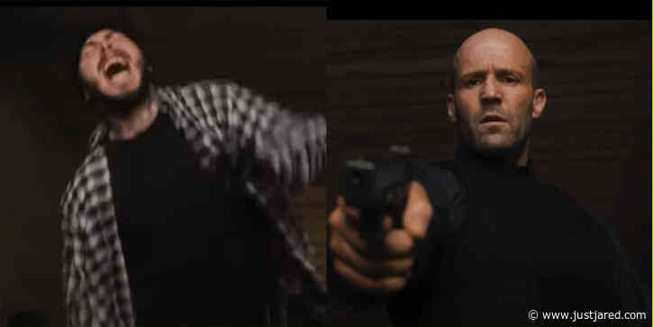 Jason Statham Hunts Down Post Malone in 'Wrath of Man' Trailer - Watch!