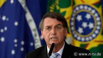 Stühlerücken in Brasilia: Bolsonaro tauscht sechs Minister aus