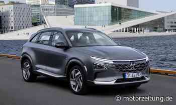 Hyundai Nexo - Dritter Hyundai mit fünf Sternen beim Green NCAP - MotorZeitung.de