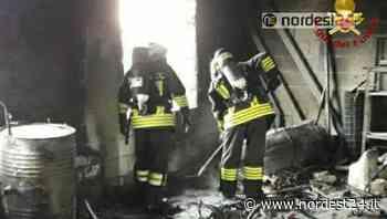 Incendi a Spilimbergo e San Giorgio della Richinvelda: interventi dei pompieri - Nordest24.it