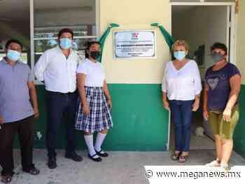 Inauguran domo 21 de Tizimin en lo que va de la administración - MegaNews