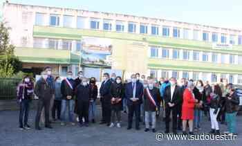 Orthez : les élus se mobilisent en faveur du collège Argote - Sud Ouest