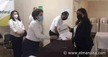 Registra PRI su candidata a alcaldía de Valle Hermoso - El Mañana de Reynosa