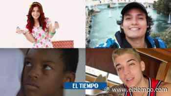 Jóvenes famosos colombianos que fallecieron muy pronto - El Tiempo