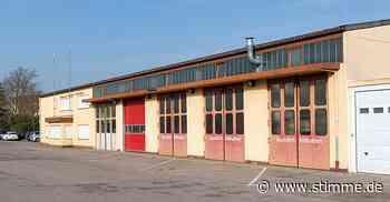 Feuerwehrhaus in Schwaigern: Hohe Investition in die Zukunft - STIMME.de - Heilbronner Stimme