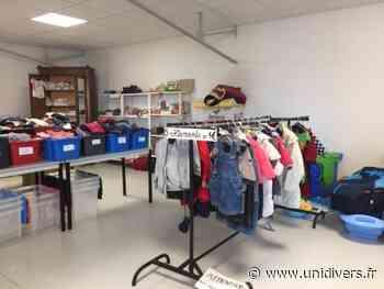 Braderie vêtements enfants Espace AGORA mercredi 31 mars 2021 - Unidivers