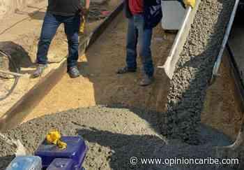En Sitionuevo avanzan los proyectos para el mejoramiento de la malla vial - Opinion Caribe