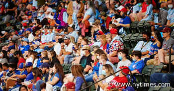 Texas Rangers Host 12,911 Fans at Exhibition Game
