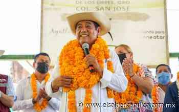 Se manifiestan en Tixtla en apoyo a Félix Salgado Macedonio - El Sol de Acapulco