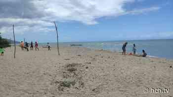 Tranquilas y refrescantes playas le esperan este #VeranoenFamiliaHCH en Santa Fé, Colón - hch.tv
