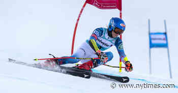 Mikaela Shiffrin Is Focused on the 2022 Beijing Olympics