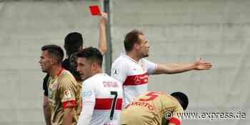 VfB Stuttgart: Holger Badstuber fliegt in Liga vier vom Platz - EXPRESS
