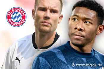 """Real """"eins höher"""" als der FC Bayern? Holger Badstuber spricht über Ziel von David Alaba - TAG24"""