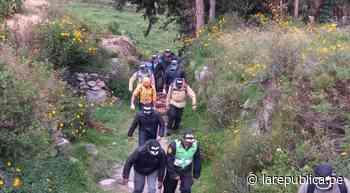 Arequipa: Hallan cadáver de joven desaparecido en Chivay hace 20 días [VIDEO] - LaRepública.pe
