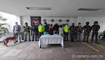 Impactada organización delincuencial en el municipio de Cunday - Caracol Radio